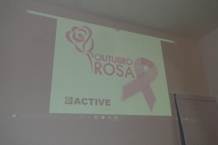 Café com elas – Outubro Rosa movimento contra o Câncer