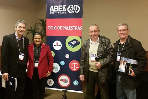 Active Corp melhorando as suas competências junto a ABES