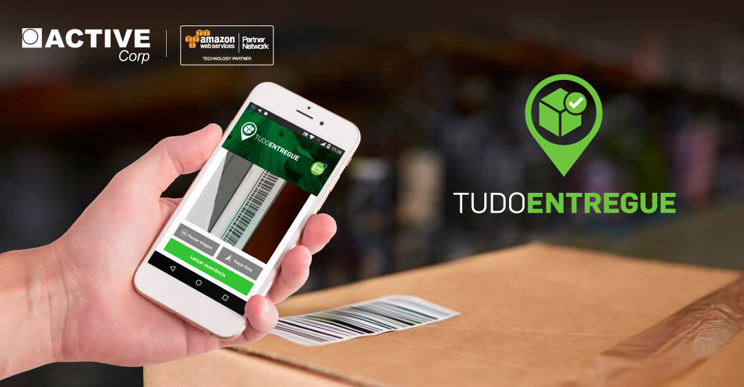 TudoEntregue: Aplicativo inovador para controle de entregas e coletas